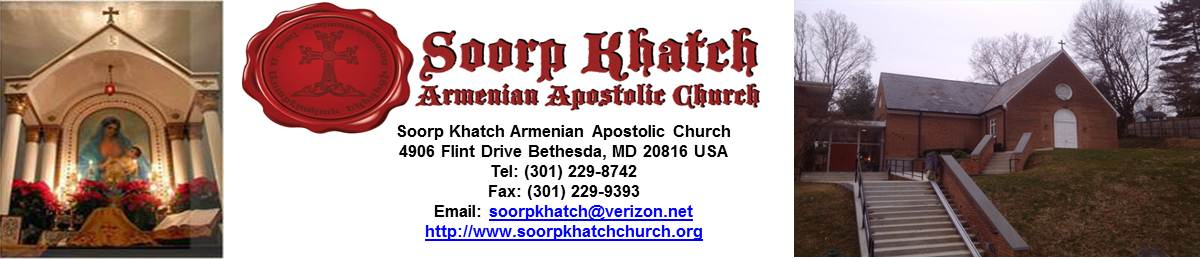 Soorp Khatch Church